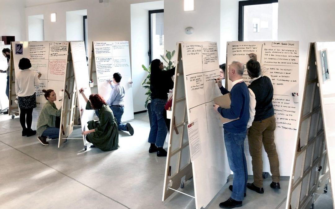 Three-day collaborative workshop