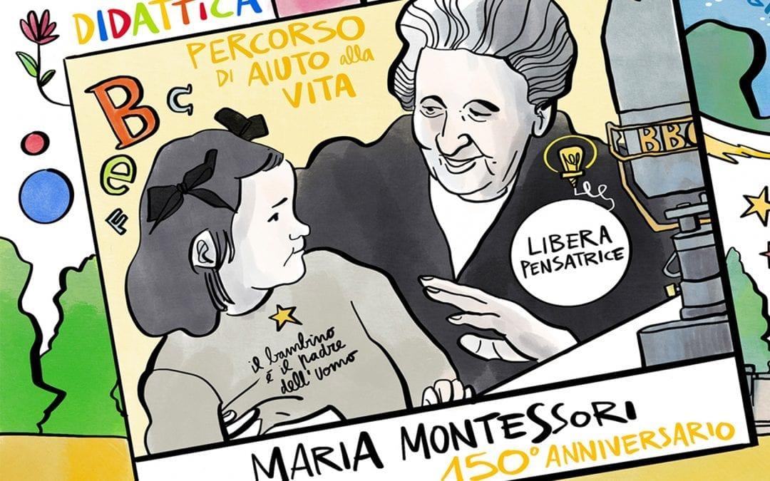 150th Anniversary of Maria Montessori in Chiaravalle