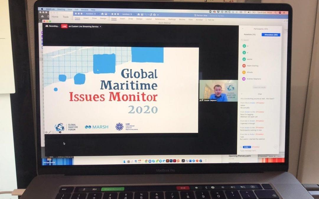 Global Maritime Forum 2020