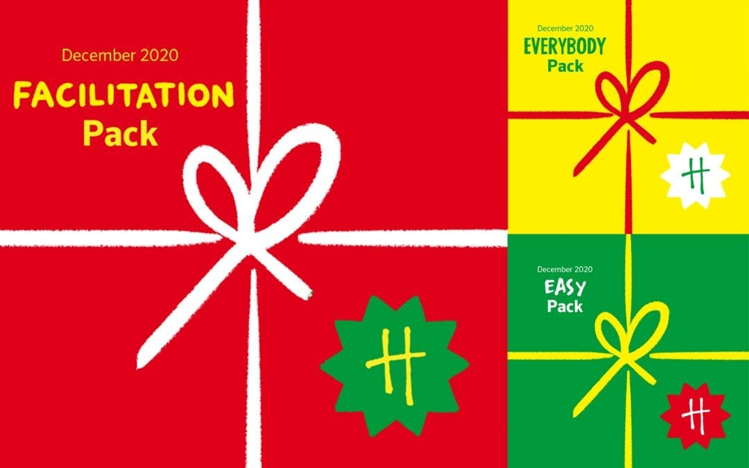 Facilitation, Easy and Everybody: our Christmas packages!